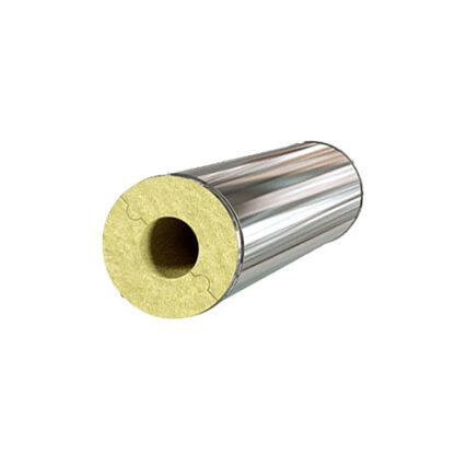 цилиндры минераловатные оцинкованные
